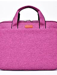 fopati® 13inch / 14inch / 15inch кейс для ноутбука / мешок / рукав для LENOVO / Mac / Samsung фиолетовый / светло-серый / темно-серый /