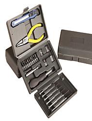 Kunststoff-Box Hardware-Tool (23 Stück)