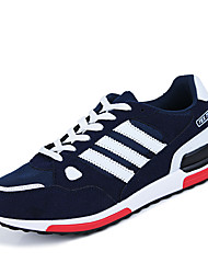 Running Shoes Men's Shoes Athletic Fleece Fashion Sneakers Black / Blue / Red / Gray