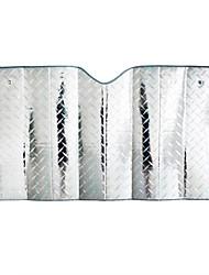 soleil laser fenêtres de bloc de protection avant parasol 130 * 60cm