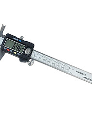 N & S® 150MM Electronic Digital Vernier Caliper Instrument LevelMeasuring Tool