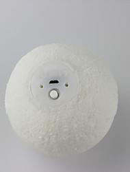 YouOKLight® 1 W Blanco cálido USB Recargable Lámparas de Noche DC 12 V
