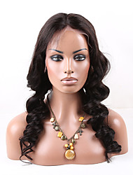 EVAWIGS Malaysian Human Virgin Wigs Lace Front Big Loose Wave Wigs Popular Human Hair Lace Wigs