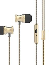 UiiSii UiiSii U80 Ecouteurs Intra-AuriculairesForLecteur multimédia/Tablette Téléphone portable OrdinateursWithAvec Microphone DJ Règlage
