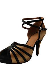 Sapatos de Dança(Outro) -Feminino-Não Personalizável-Latina / Salsa / Samba / Sapatos de Swing