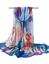 New Fashion Women Chiffon Scarf,Vintage /Sexy /Cute / Party / Casual 4 Colors