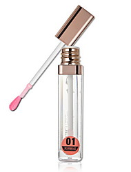 Lipstick Wet Liquid Coloured Gloss Pink 1