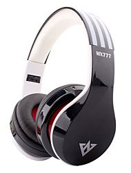 OVLENG MX777 Kopfhörer (Kopfband)ForMedia Player/Tablet PC / Handy / ComputerWithMit Mikrofon / Lautstärkeregler / FM-Radio / Sport /