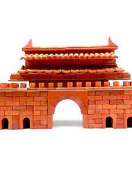 fabricant de briques de construction en céramique dernier mini construction de jouet de luxe diy robe 600