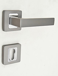 Door Handle Sets, Door Levers, Black And Chrome Plating