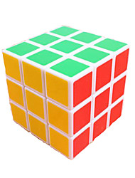 Cube de Vitesse  3*3*3 Vitesse Cubes magiques Blanc ABS