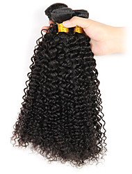 7A Unprocessed Brazilian Human Virgin Kinky Curly Hair Weave Hair Extensions 3 Bundles curly hair weft Multiple Choices for women 300g