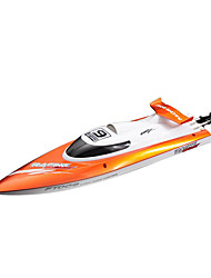 2.4G Remote Control Boat, Flywheel Ship Capsize Back Cooling System is Not Afraid of the Toy Boat