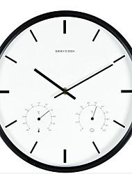 Otros Moderno/Contemporáneo Reloj de pared,Otros Metal 34*34*8