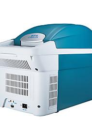 ci Baijia auto 7.5L frigorifero auto a casa dual auto mini frigorifero scatole calde e fredde ostello