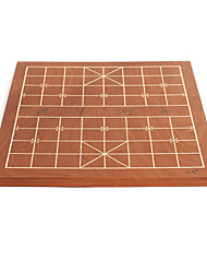 Royal St Go Two-Sided Dual-Use Chessboard Game Suits Chinese Chess Set 2.5 Cm Double-Sided Board (Excluding Pieces)