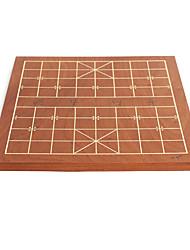 Royal St ir duas faces de dupla utilização jogo do tabuleiro ternos jogo de xadrez chinês 2,5 cm placa de dupla face (excluindo peças)