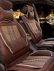tampa do assento de carro de luxo se encaixa universais tampas de assento protetor de assento