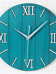 Nordic Mediterranean Wall Clock