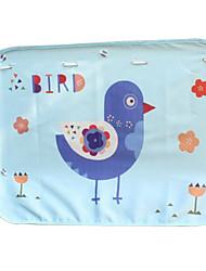 70 * 50 Textilauto Vorhänge Sonnenschutz Vogel