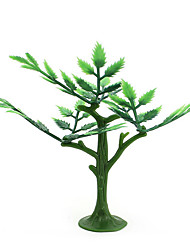 Micro Landscape  Sand Table Model Simulation Tree Plant Resin Ornaments And More Meat Mini Gardening