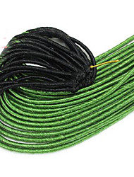 Гавана дредлоки Наращивание волос 20 inch Kanekalon 20 roots нитка 100g грамм косы волос