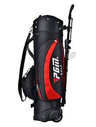 Golf Bag Golf Holder 13 Bar Fit With Pulley Golf Wateproof Unisex