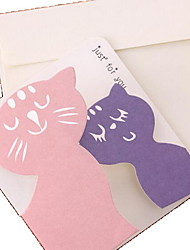 Warm Animal Greeting Card(Random Colors)