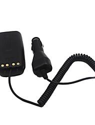 eliminador de carregador de carro para 10w tyt th-uv8000d dual band rádio em dois sentidos