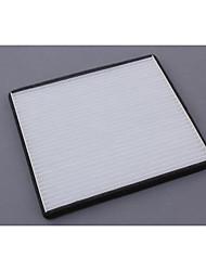 grade do filtro de ar volume de ar de seda branco longo. uso a longo prazo em combustível não é fácil de produzir as bactérias