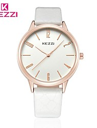 HongKong brand hot sale fashion business style rose gold color couple watch 1035