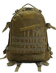 40 L Rucksack Camping & Wandern Wasserdicht Khaki 420D Nylon
