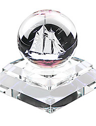 Crystal ball Perfume seat