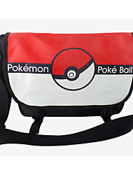 Inspired By Poke Ball Double Buckle Cross Body Bag