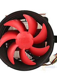ventilador de refrigeração hydraumatic 4 pinos cpu para o desktop 11,9 (l) x10.6 (w) x6.6 (h)