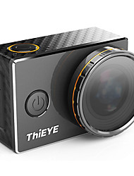 ThiEYE® V5e WiFi Action Camera 2.3K Video Ambarella Chipset 16MP 170 Degrees Wide Angle Lens with UV Filters