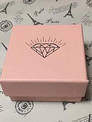 Single Pink Jewelry Box