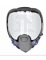 3M FF-402, Medium, Comprehensive Comfort Silica Gel Mask