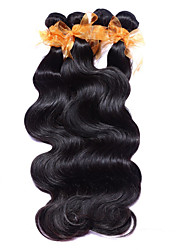 Malaysian Virgin Hair 3 bundles/Lot Malaysian Body Wave Malaysian Human Hair Weaves 6A Brazilian Virgin Hair Weft