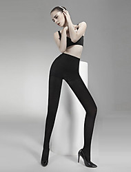 BONAS® Women Solid Color Bunched High Grade Medium Legging-S8168