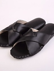 M.livelihood.H® Men's  Slippers Black-1032