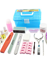 Manicure Tools 1 Set With Tool Box