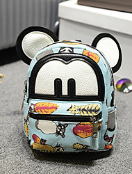 Unisex PU Sports / Casual / Shopping / Outdoor Backpack