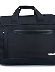 16inch Larger Extensionable Shoulder Bag for Laptop/Man/Business Black
