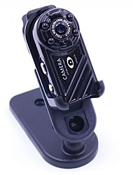 Mini DV PQ6 4pcs LED Light Webcam HD Camera