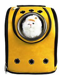 Gato / Cachorro Tranportadoras e Malas / Astronauta Cápsula Transportador Animais de Estimação Transportadores Prova-de-Água / Portátil