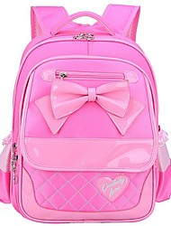 Women Nylon Casual Backpack Pink / Purple / Blue / Black / Fuchsia