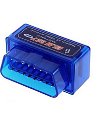 Mini Bluetooth super mini ELM327 OBD2 tester do carro do bluetooth