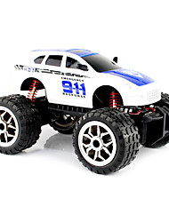 Buggy (Off-road) MKB Hummer 1:20 Brushless Electric RC Car Black / White / Red / Orange Ready-to-go