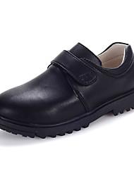 ДЕВУШКА-На плокой подошве(Черный) -С круглым носком